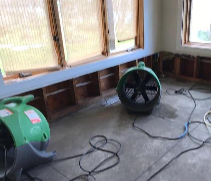 Mold Remediation and Water Damage Drying  After
