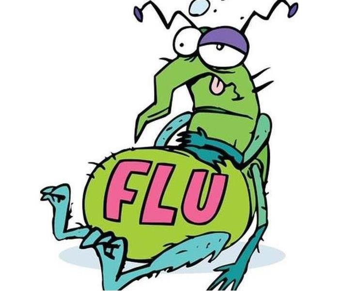 Cleaning Flu Season is Upon us