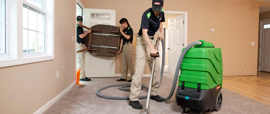 The Dalles, OR residential restoration cleaning